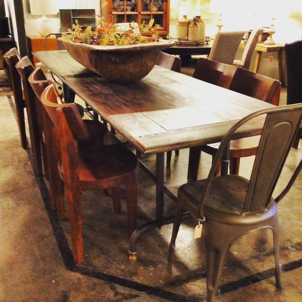 Dining Table Sale – Industrial tables Farmhouse tables Traditional Tables –