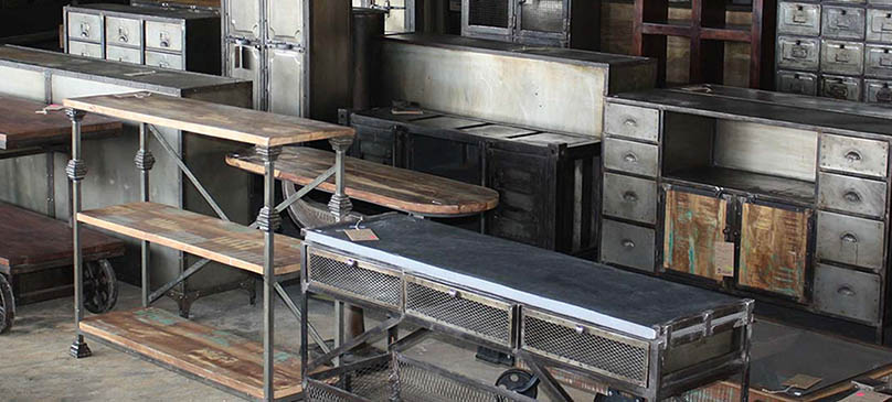 Industrial Furniture Kudzu And Company