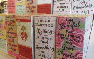 Curly Girl Designs Chocolate Bars