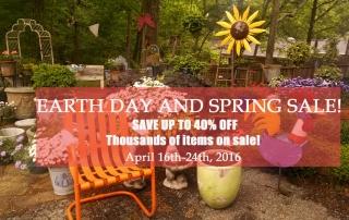 2016 Spring Sale