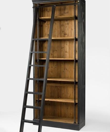 four hands atlanta, four hands ivy bookcase with ladder, four hands bookcase, four hands furniture atlanta