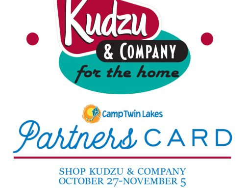 Partners Card to Support Camp Twin Lakes
