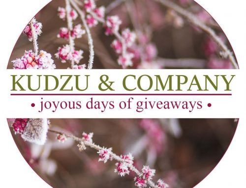 Kudzu Joyous Days of Giveaways!