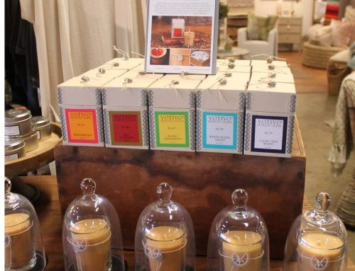 Votivo Candles at Kudzu & Company