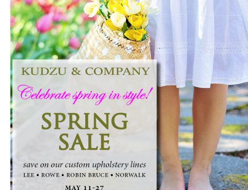 Spring Sale at Kudzu & Co!