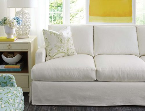 Freshen up with Slipcovers